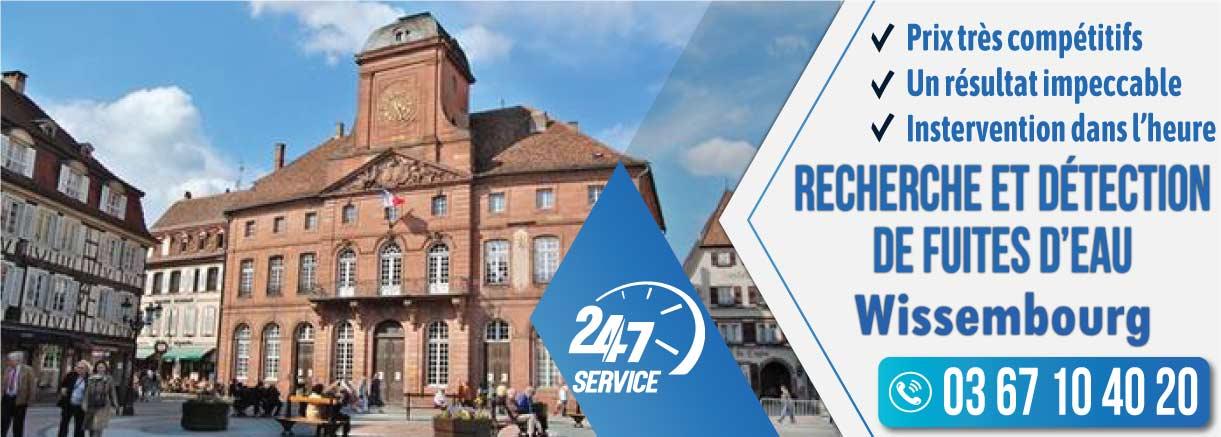 fuite d'eau Wissembourg