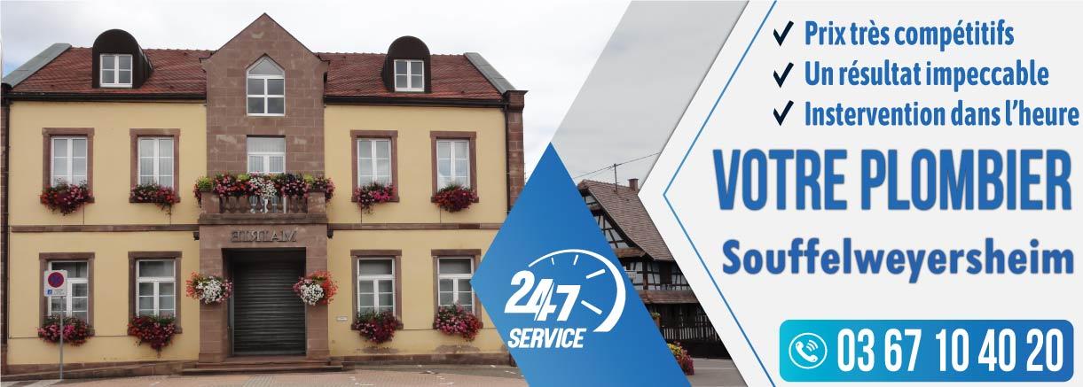 Plombier Souffelweyersheim