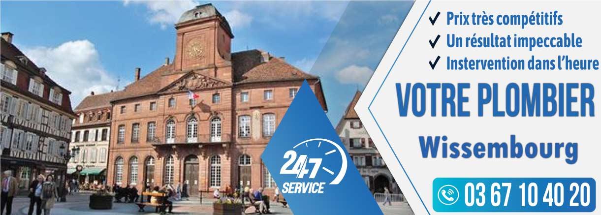 Plombier Wissembourg